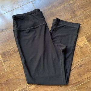 Athletic Works Fitted Crop Athletic Pants S